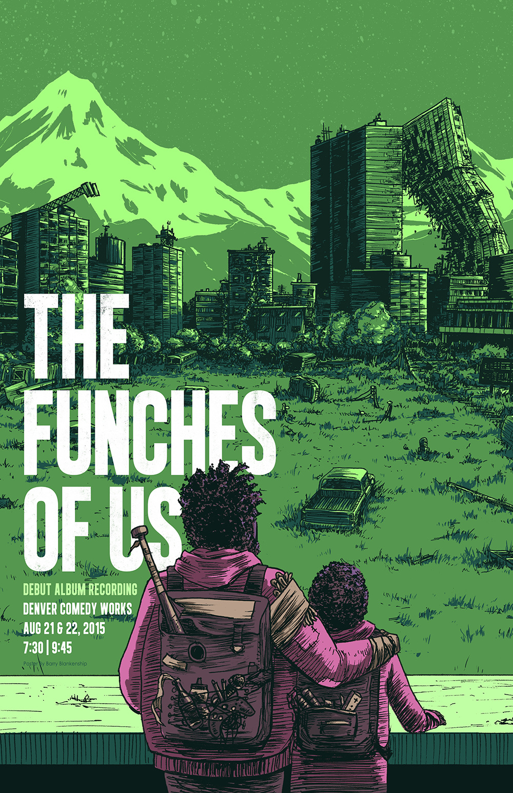 the funches of us barryblankenship